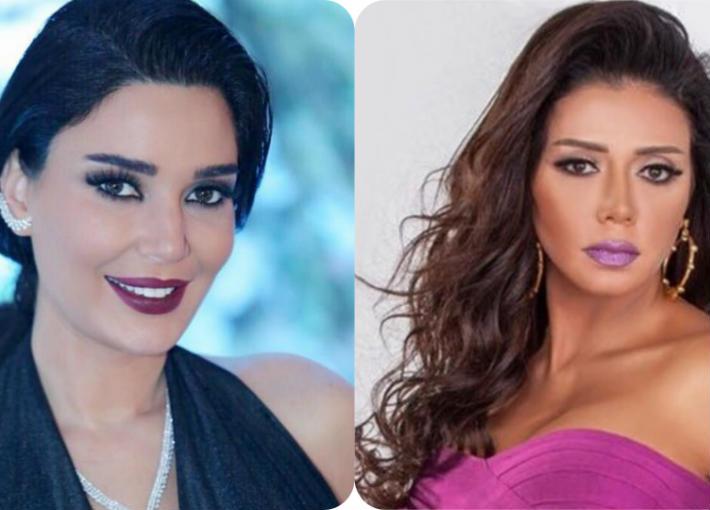 سيرين عبد النور ورانيا يوسف