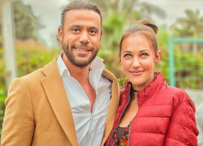محمد إمام ومريم أوزرلي
