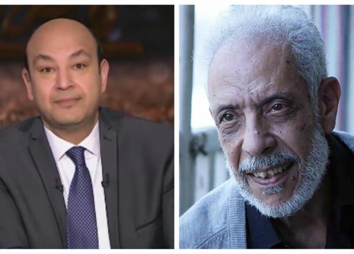 نبيل الحلفاوي ، عمرو أديب