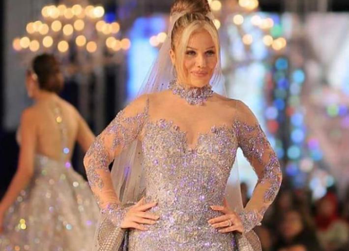 نيكول سابا عن فستان الـ 200 مليون جنيه: شعور غريب
