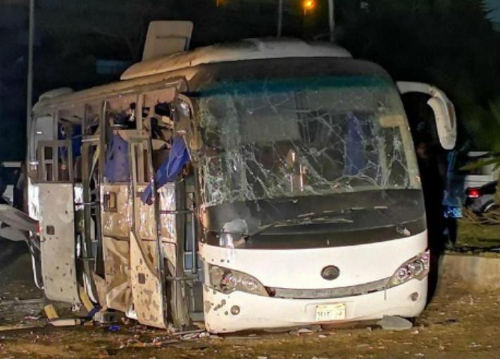 حادث إرهابي في المريوطية