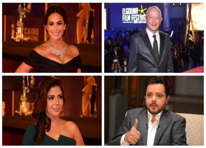 هند صبري تتحدى نجيب ساويرس ومنى زكي ومحمد هنيدي