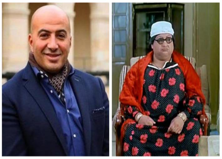 """بهذه الطريقة سخر مجدي الهواري من """"أم صلاح"""" في فيلم """"الناظر"""""""