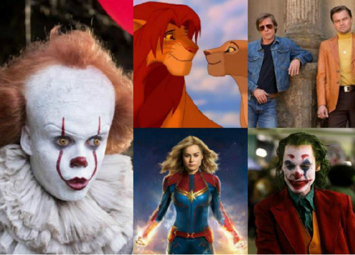 أفلام أجنبية منتظرة في عام 2019