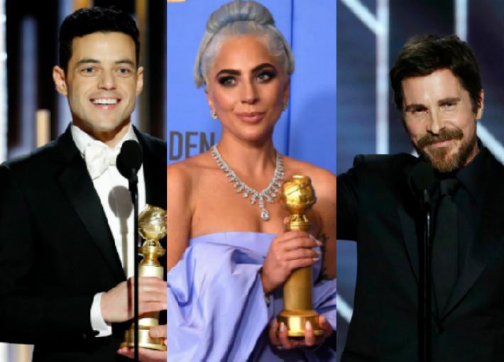الفائزون بجوائز جولدن جلوب 2019
