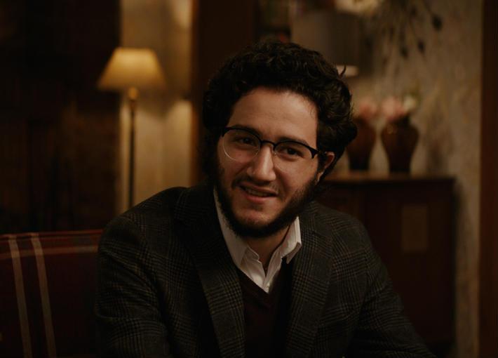 """أحمد مالك من فيلم """"الضيف"""""""