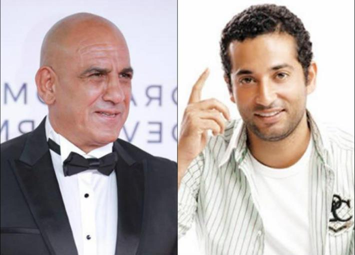 محمد لطفي وعمرو سعد