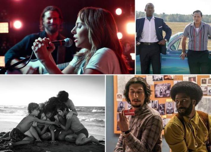 الأفلام المرشحة لأوسكار 2019