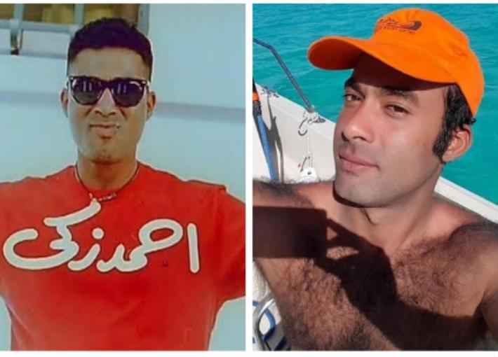 هيثم أحمد زكي ووالده