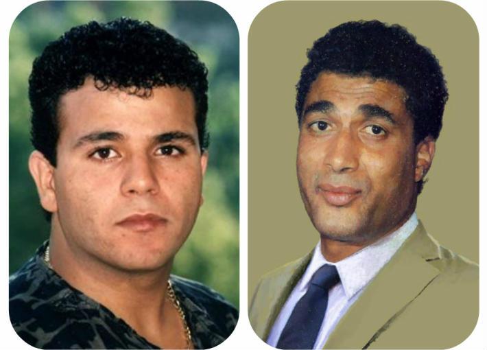 أحمد زكي ومحمد فؤاد