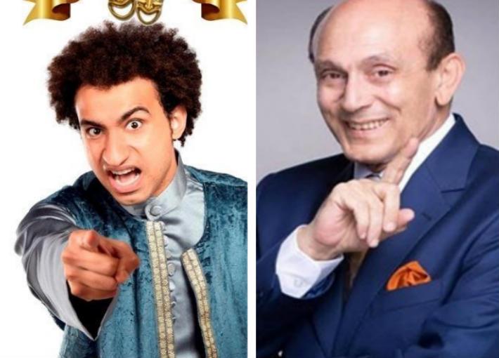 محمد صبحي وعلي ربيع