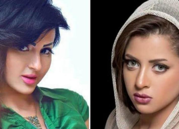 منى فاروق وشيما الحاج
