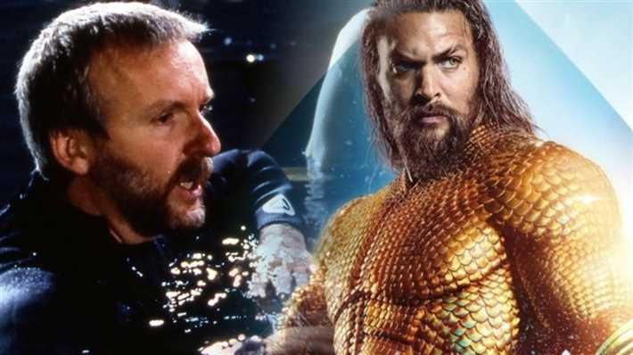 Aquaman وجيمس كاميرون