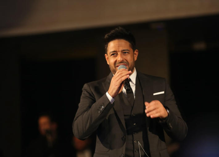خاص- تفاصيل أغنية محمد حماقي الجديدة لدعم مستشفى 500500   في الفن