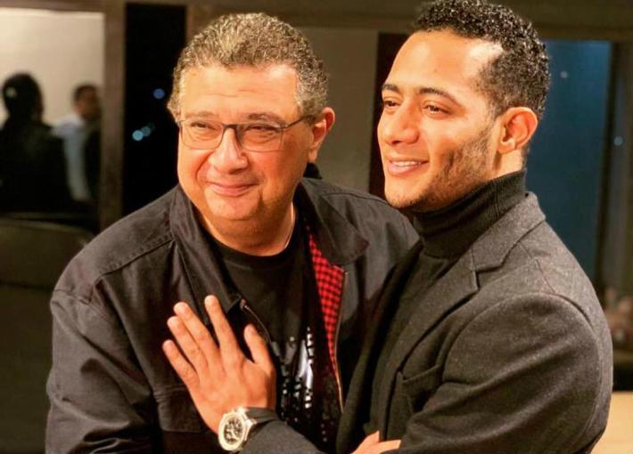 محمد رمضان وماجد الكدواني