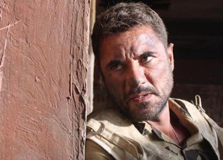 أحمد عز في فيلم الممر