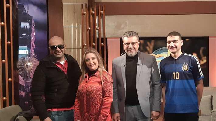 """عمرو الليثي في برنامج """"واحد من الناس"""""""
