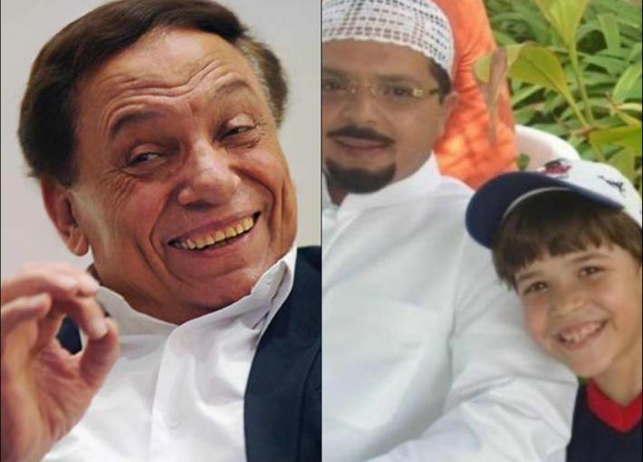 علاء عمرو وعادل إمام
