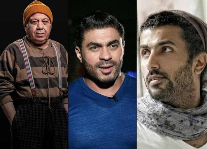 محمد سامي وخالد سليم ومحمد محمود