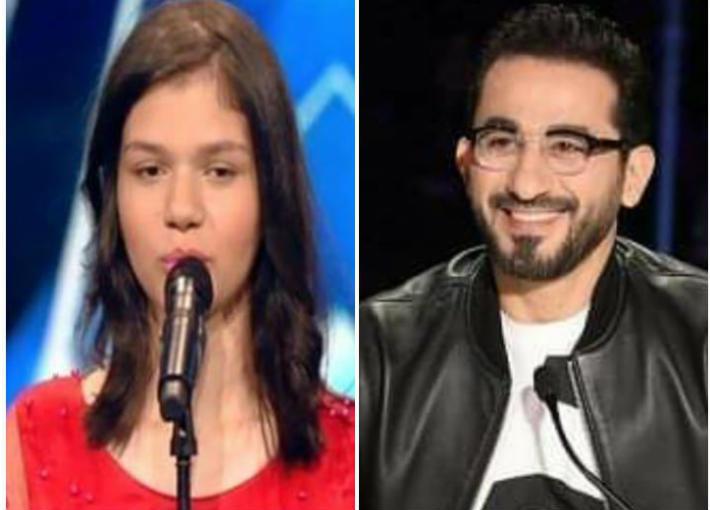 أحمد حلمي وسناء نبيل