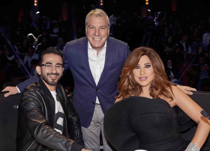 لجنة تحكيم Arabs Got Talent