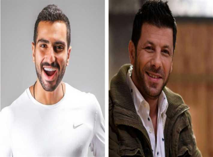 إياد نصار ومحمد الشرنوبي
