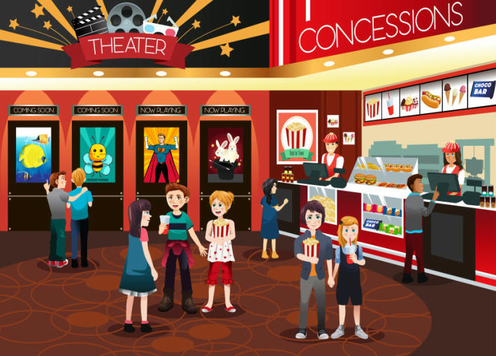دار السينما من تصميم Indiewire