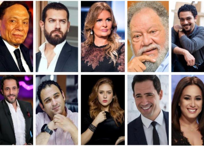 نجوم يغيبون عن رمضان 2019