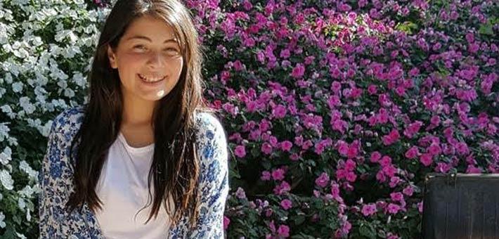 صورة- ابنة أحمد زاهر تفاجئ جمهورها بأحدث إطلالاتها
