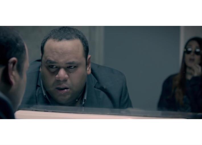 """محمد ممدوح وأمينة خليل في مسلسل """"قابيل"""""""