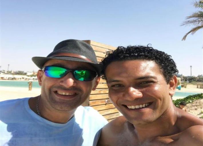 أحمد السقا وآسر ياسين