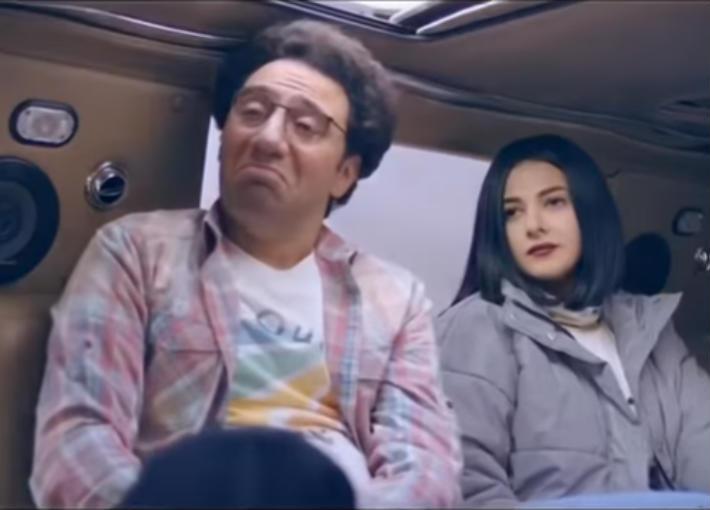 دنيا سمير غانم ومحمد سلام