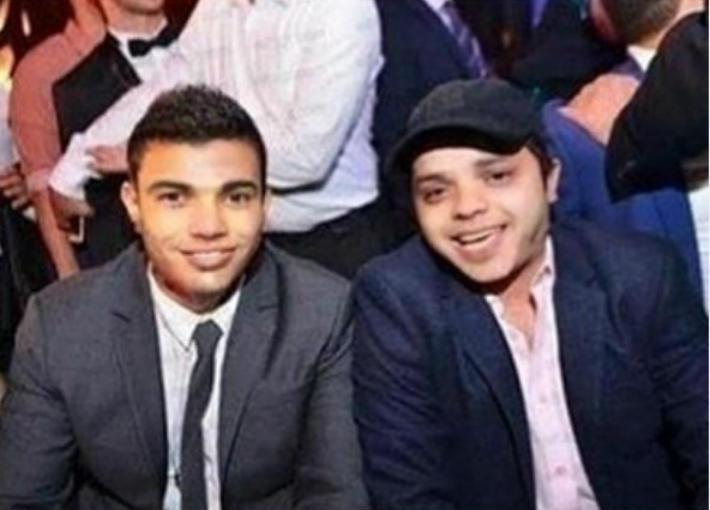 هنيدي وشبيه عمرو دياب