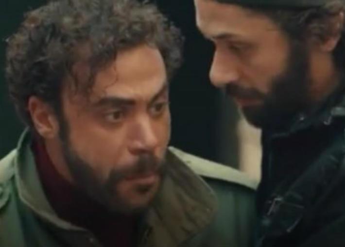 """لقطة من مسلسل """"هوجان"""""""
