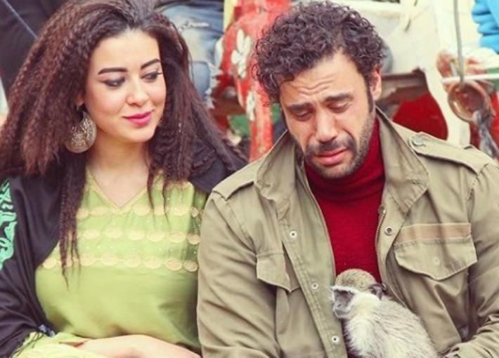 محمد إمام وميرنا نور الدين