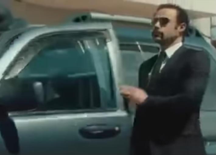 """لقطة من الحلقة العاشرة من مسلسل """"هوجان"""""""