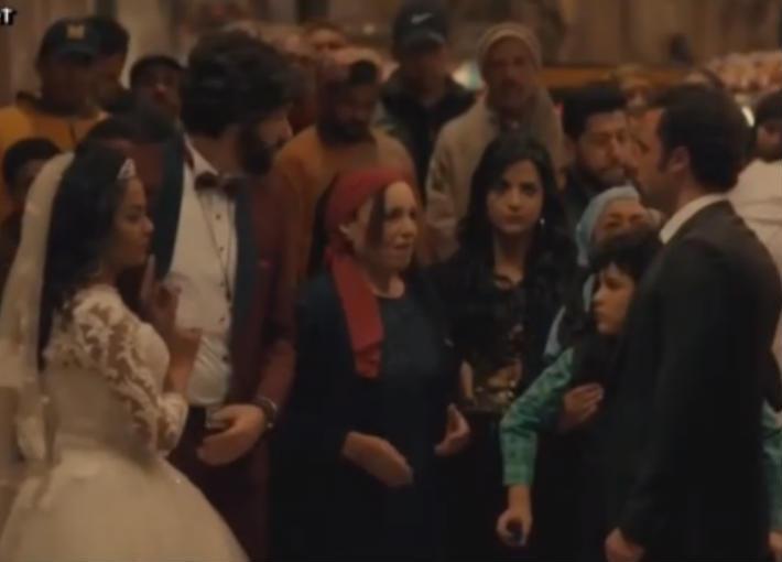 لقطة من الحلقة 11 من مسلسل هوجان