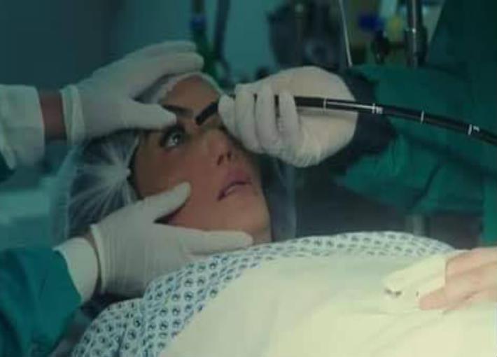 """حورية فرغلي في مشهد العملية من مسلسل """"مملكة الغجر"""""""
