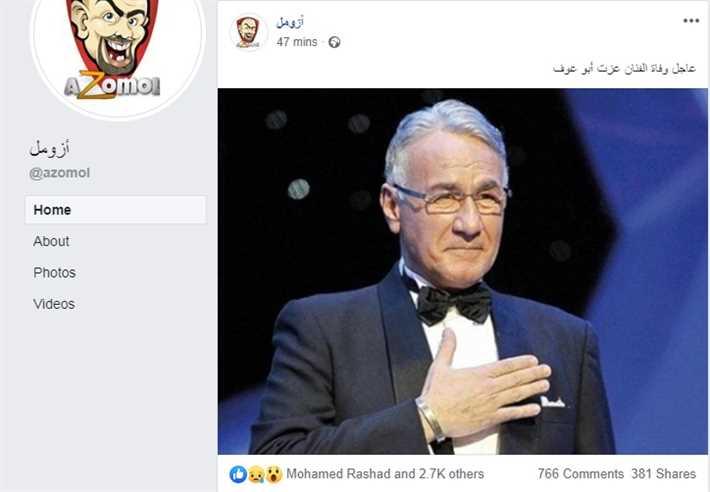 عزت أبو عوف