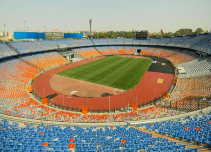 ستاد القاهرة يستضيف حفل افتتاح البطولة