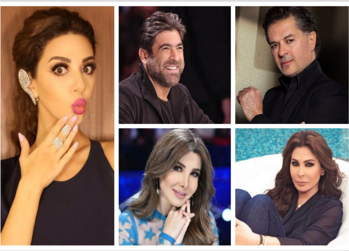 """ميريام فارس """"الأرخص"""" أمام نجوم الغناء اللبناني في مصر"""