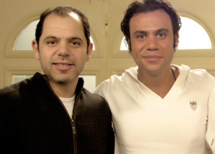 محمد إمام ورامي إمام