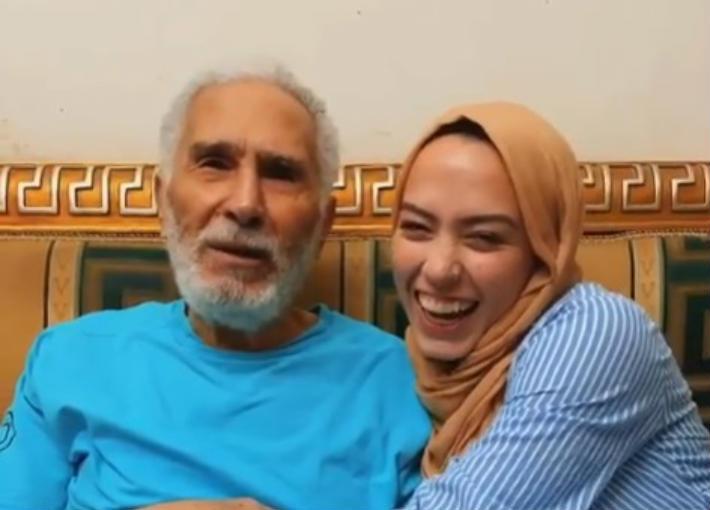 أبو زهرة وحفيدته