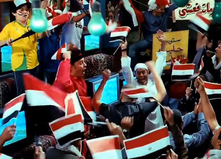 """عمرو عبد الجليل ومشهد من """"كلمني شكرا"""""""