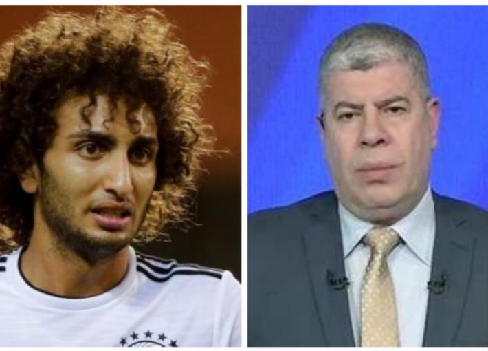 أحمد شوبير وعمرو وردة