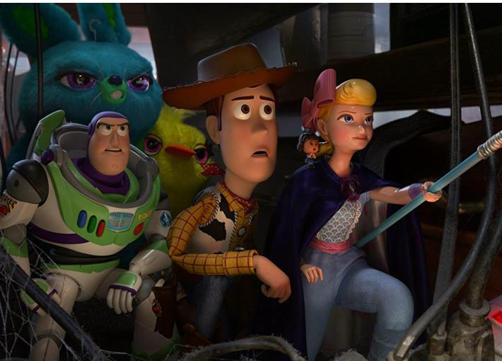 صورة من أحداث الفيلم