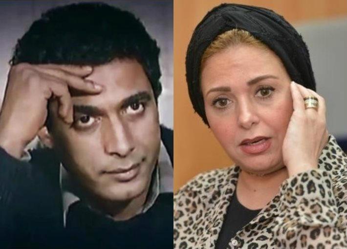 صابرين وأحمد زكي