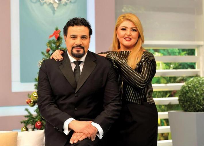 مجدي كامل ومها أحمد