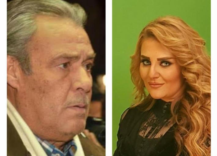 رانيا محمود ياسين وفاروق الفيشاوي