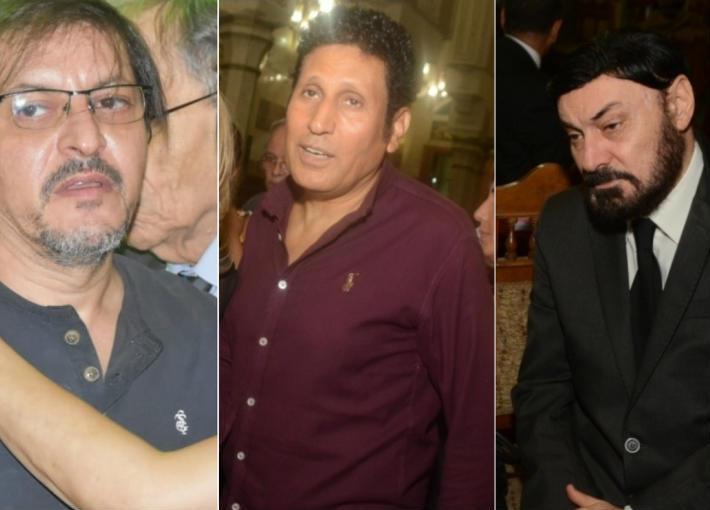 أحمد كمختار وأحمد جوهر وهشام المليجي